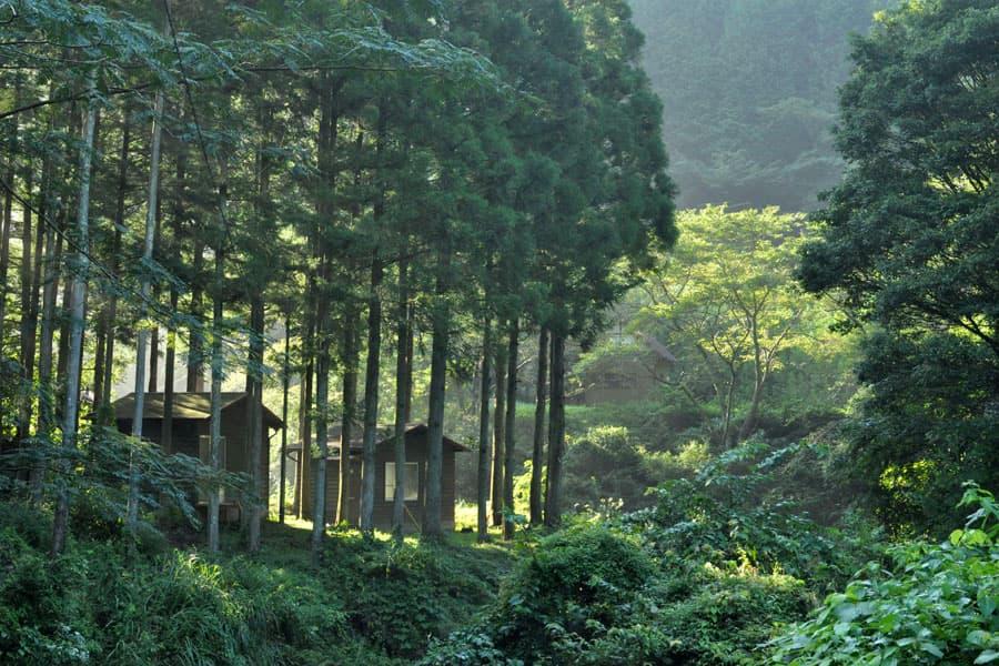 旧明ヶ島キャンプ場