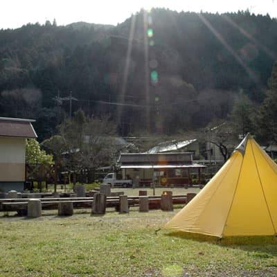 吉川キャンプ場カワセミの里
