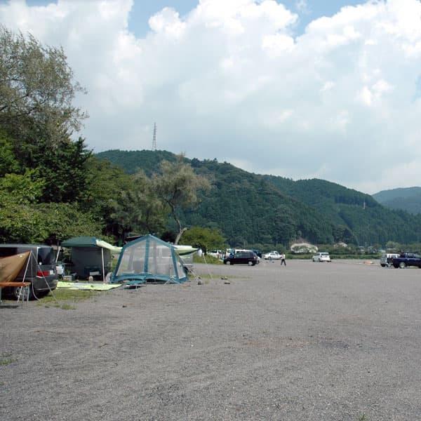 秋葉神社前キャンプ場